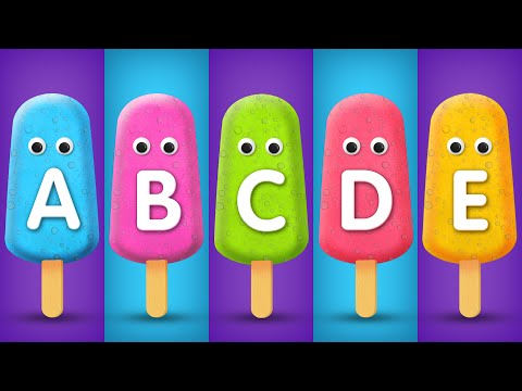learn-abc's-with-alphabet-ice-cream-popsicles-song-|-abc-songs-for-children