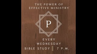 power of effective ministry stronger together