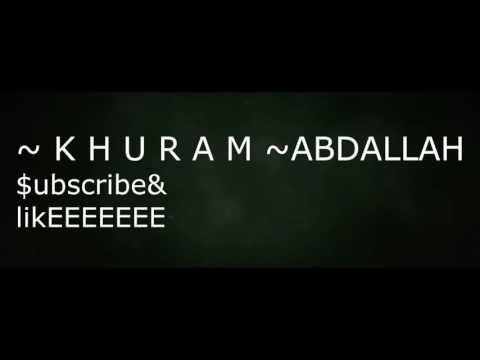 FRAGMOVIES BY ~ K H U R A M ~ EDIT BY ABDALLAH
