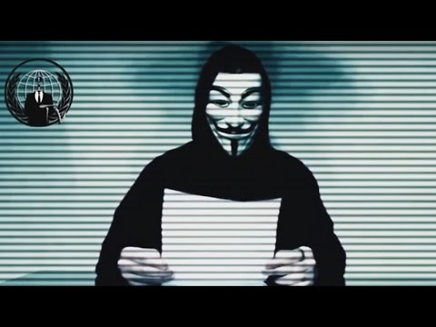 Trump faces undemocratic challenge from hacktivist group Anonymous