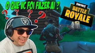 FORTNITE | WHEN THE NOOB ARRIVED IT WAS ALREADY LATE!! (FT. FAEL_GAMER, ALLAN REAL AND MKM)