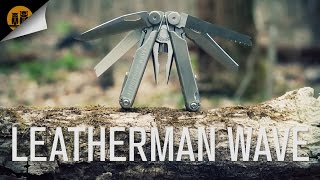Leatherman Wave • Multitool • Field Review