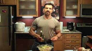 Muscle Building Food With Flavor: Chicken/rice Salad