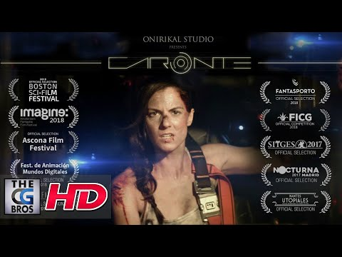**Award Winning** Sci-Fi Shortfilm: 'CARONTE' - by Onirikal Studio | TheCGBros