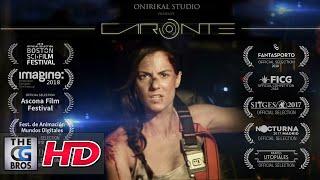 "**Award Winning** Sci-Fi Shortfilm: ""CARONTE"" - by Onirikal Studio"