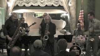 "Tom Malone & Friends-""St. Thomas""-Steinway Hall NY 10-26-2011"