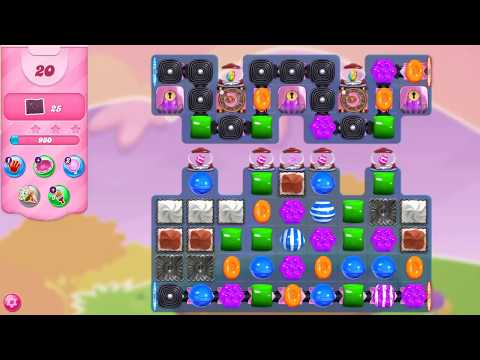 Candy Crush Saga Level 3233 NO BOOSTERS