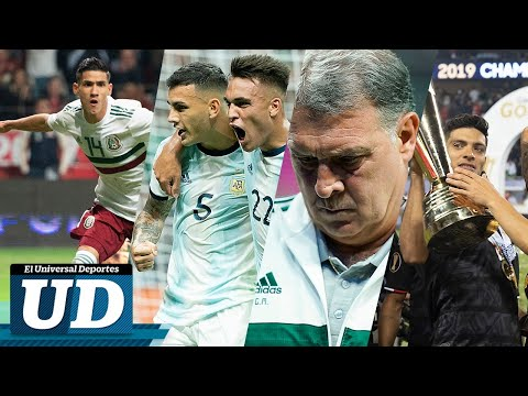 Los 5 partidos que no puedes olvidar de Gerardo Martino en su primer año con la Selección Mexicana