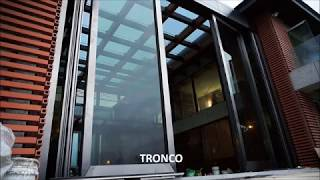 [TRONCO]Automatic door 四扇連動電動大門