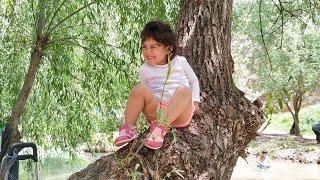 Ayşe Ebrar Ormanda Kayboldu. Annesi Onu Bulamadı Çok Korktu !😱