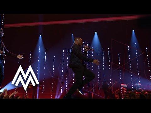 Krept & Konan | 'Fallin' & 'Freak of The Week' live at MOBO Awards | 2015 | MOBO