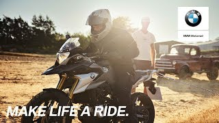 BMW G 310 GS | Everyday Adventures: Episode #2 Cape Town - Do something you