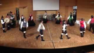 Cantigas da Terra - Xota de Lalín - baile