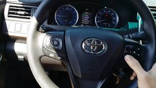 Turn Off And Reset Maintenance Light On Toyota Camry 2012 2011