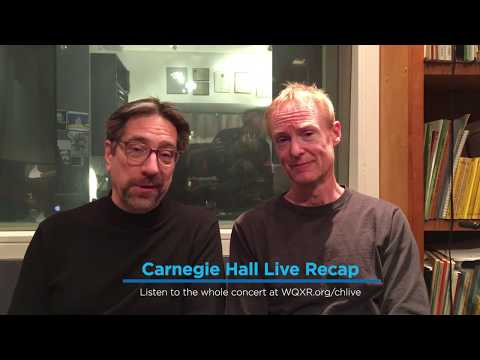 Carnegie Hall Live Recap: Violinist Joshua Bell and Pianist Jeremy Denk's Performance