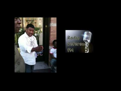 Radio Reference FM Interviews Francois Turnier [Creole] 3 of 3