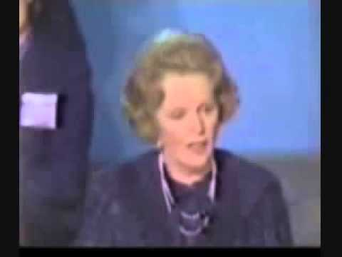 Thatcher There is no such thing as public money