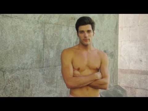 Attitude Models | Santiago Martí video presentation #fashion #model #presentation