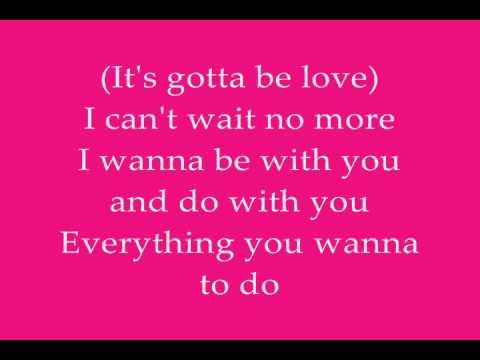 Kristina Debarge- It's gotta be love w/ lyrics