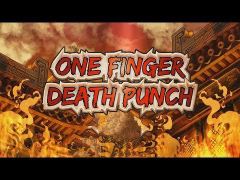 🇳🇴 ONE FINGER DEATH PUNCH STREAM (NORSK) 2