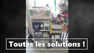 Le magasin RL Distrib   Auxi le Château