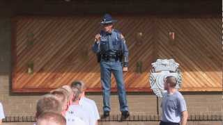 Washington State Patrol Troopers