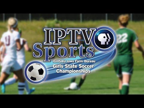 (3A) 2015 IGHSAU Iowa Farm Bureau Girls State Soccer Championships