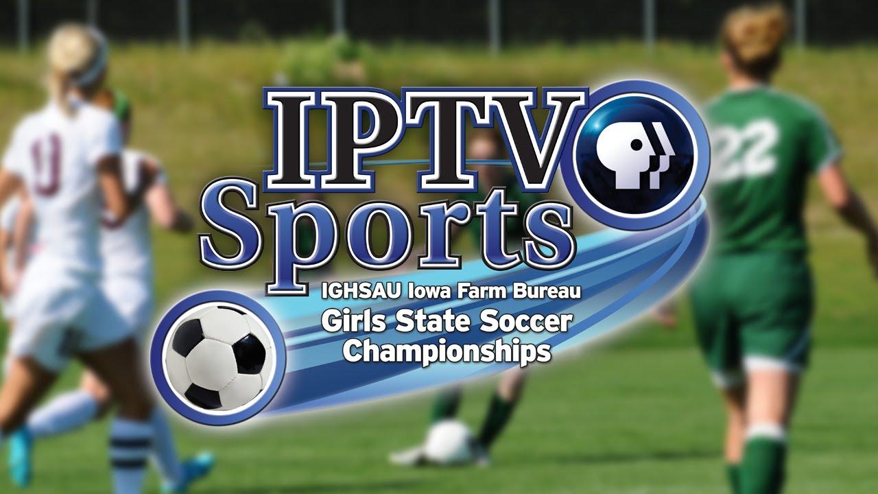 (3A) 2015 IGHSAU Iowa Farm Bureau Girls State Soccer ...