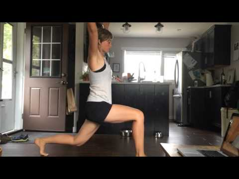 Yoga Sequence for Sitting at the Computer
