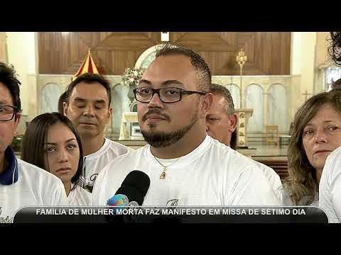 JMD (31/05/18) - Família De Idosa Atropelada Pede Justiça