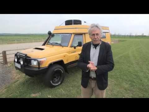 Practical Motorhome on extreme motorcaravanning