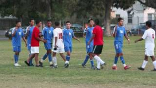 San Bernardino Valley College Soccer Team