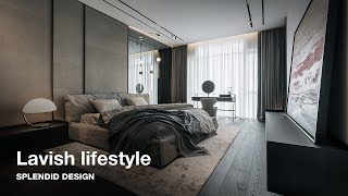 LUXURY INTERIOR DESIGN: for spending the best life