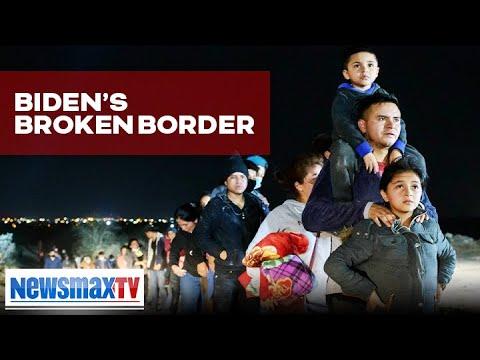 Examining Biden's broken border | Sheriff David Clarke and Rep. Andy Biggs
