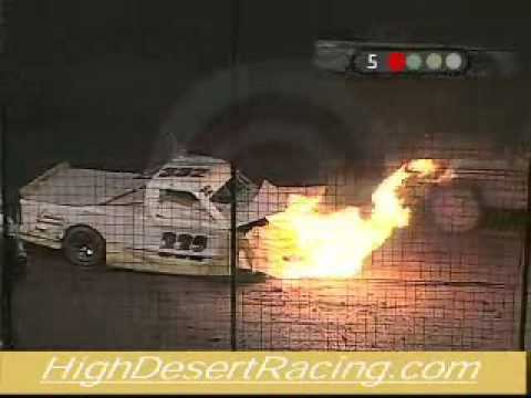 #332 Super Truck Fire