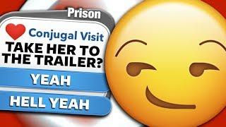 I Made Love in BitLife Prison!