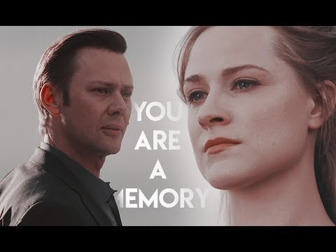 westworld ● you are a memory [ 2 x 2 ]