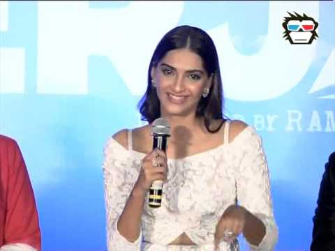 Sonam Kapoor breaks down while sharing experience of working in biopic 'Neerja'