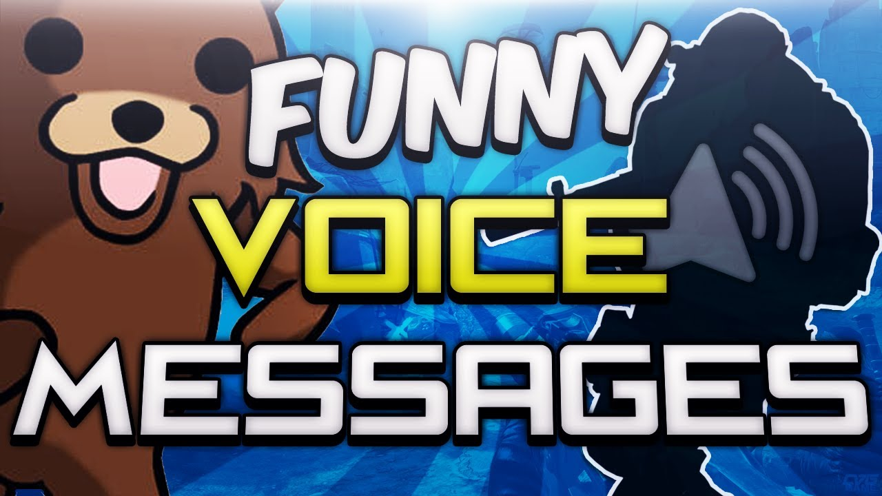 Funny random voice messages hilarious youtube kristyandbryce Image collections