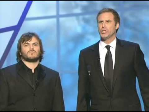 Jack Black and Will Ferrell 'Get Off the Stage' Oscar® song