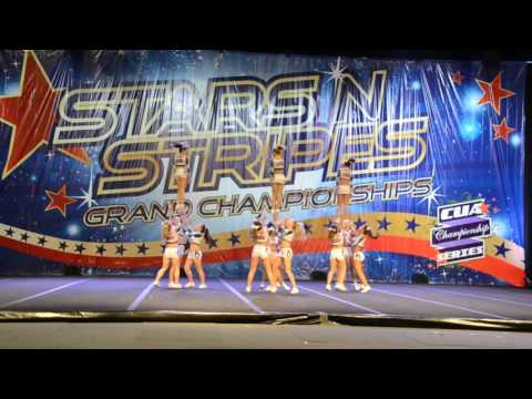 CUA Stars N Stripes 2015 - Senior L4 - SM Onyx