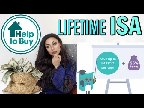 DO YOU WANT A FREE THOUSAND POUNDS PER YEAR? | LIFETIME ISA EXPLAINED
