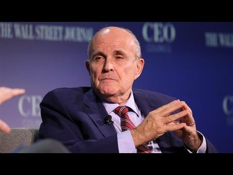 Giuliani on the State of the Trump Administration