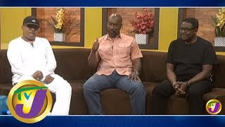 TVJ Smile Jamaica: Chilling with The Manhattans - May 2 2019