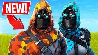 New Longshot & Insight Skins! (Fortnite Battle Royale Gameplay)