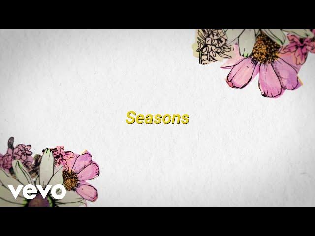 Maroon 5 - Seasons (Official Lyric Video)