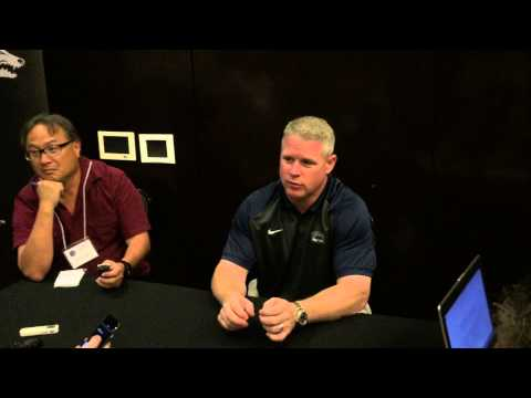 MWC Media Days 2015: Nevada coach Brian Polian