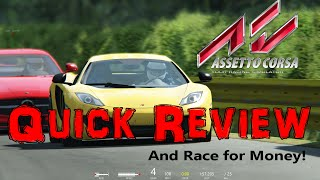 Assetto Corsa - PC Racing Simulator Quick Review