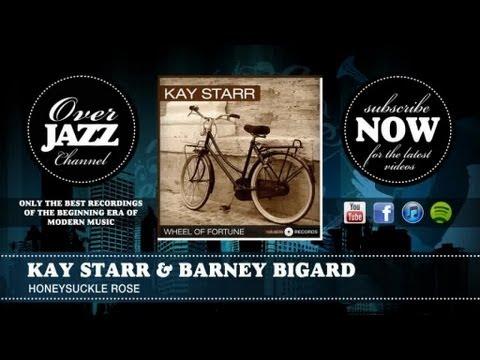 Kay Starr & Barney Bigard - Honeysuckle Rose (1946)