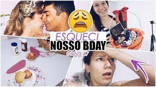 QUASE ESQUEÇO DO BDAY DO CASAMENTO + DIY PRESENTE PARA MARIDO #BBQ #47 thumbnail